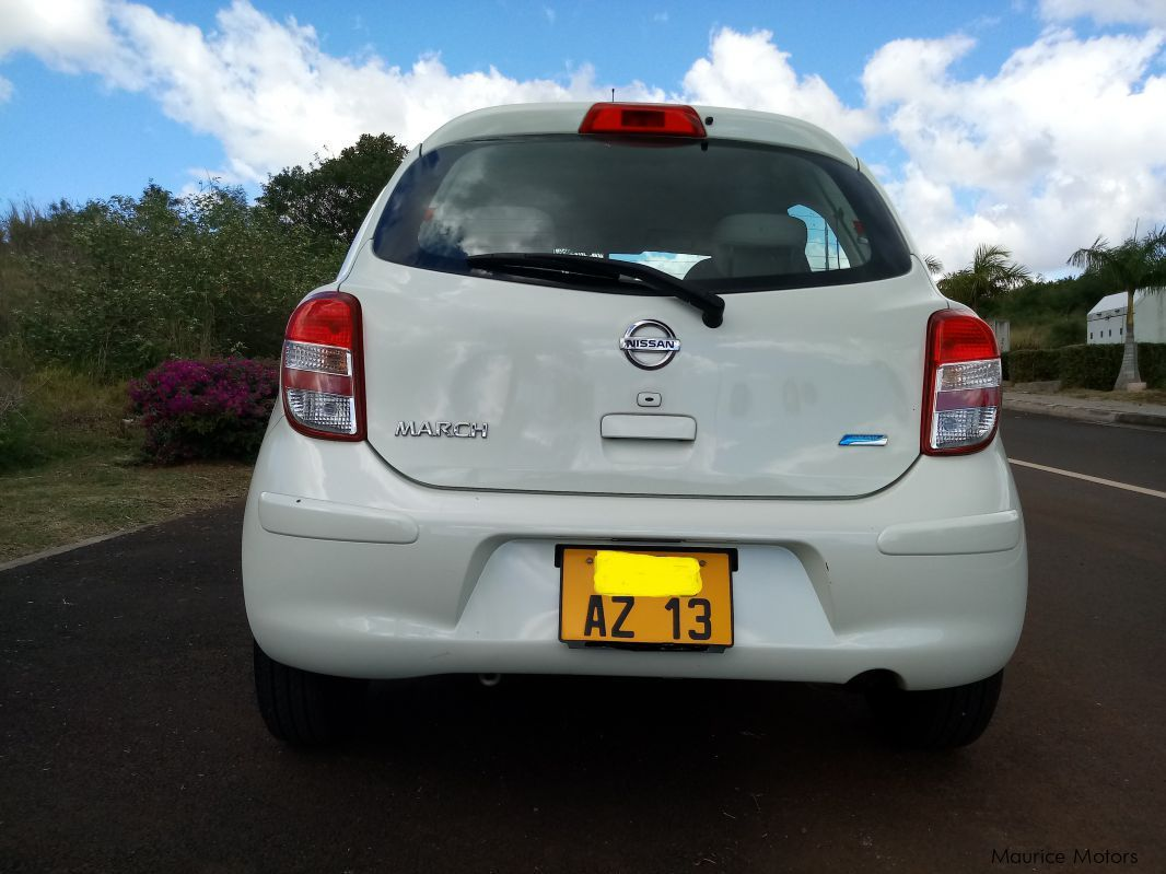 Used Nissan March Ak13 2013 March Ak13 For Sale