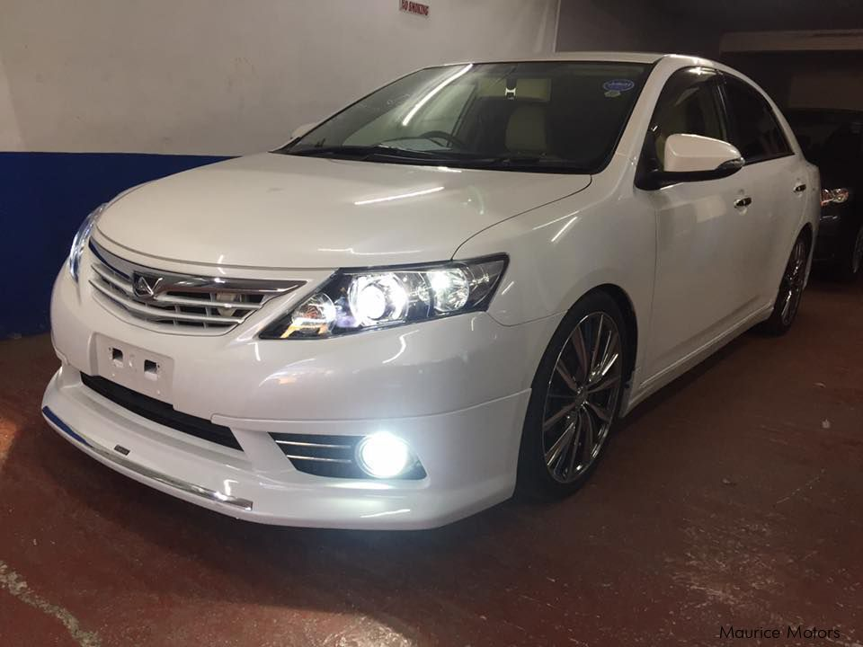 Used Toyota Allion 2013 Allion For Sale Port Louis