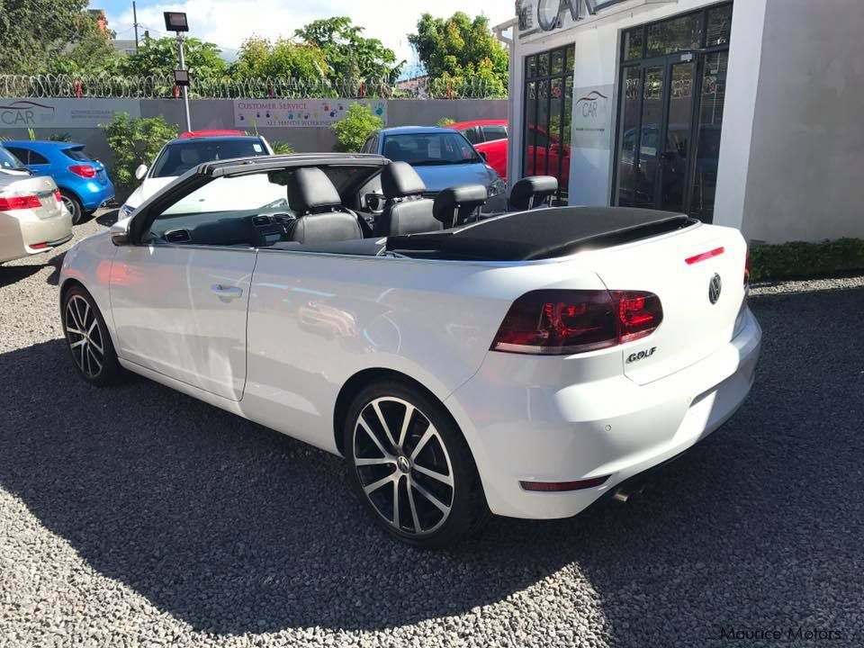 used volkswagen golf convertible gt edition 2013 golf convertible gt edition for sale vacoas. Black Bedroom Furniture Sets. Home Design Ideas