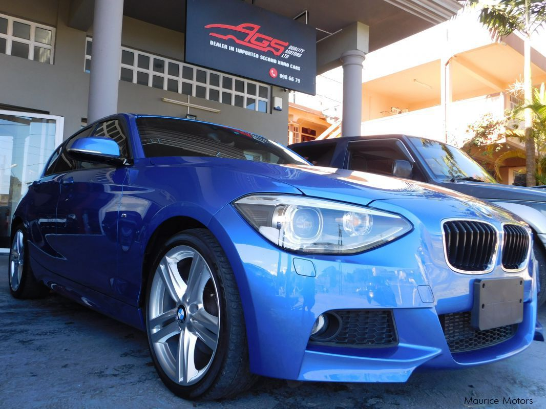 used bmw 116i - m-sport 8speed steptronic - twin power turbo