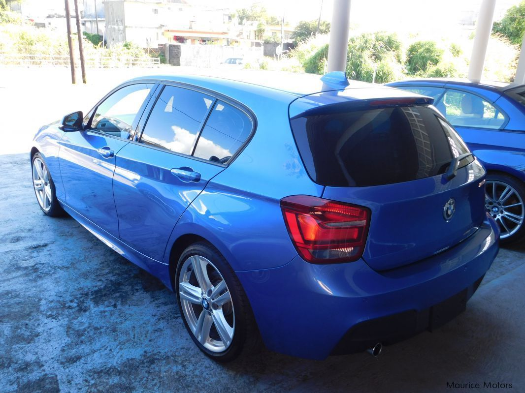 used bmw 116i m sport 8speed steptronic twin power. Black Bedroom Furniture Sets. Home Design Ideas