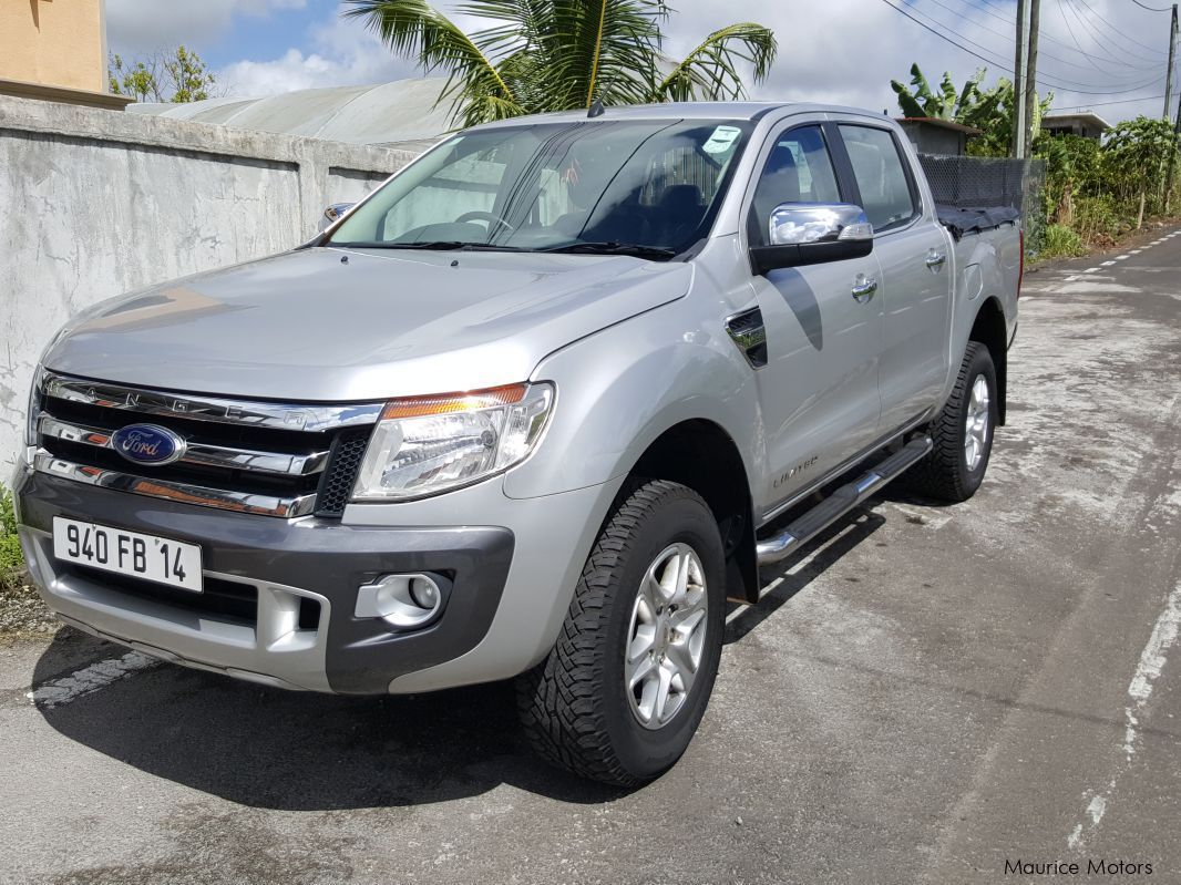 used ford ranger limited 2014 ranger limited for sale. Black Bedroom Furniture Sets. Home Design Ideas