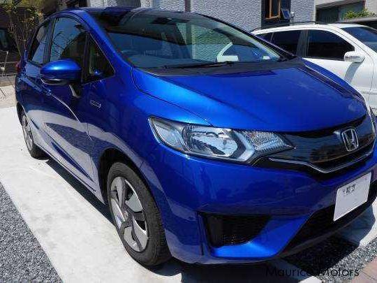 Honda FIT HYBRID In Mauritius ...