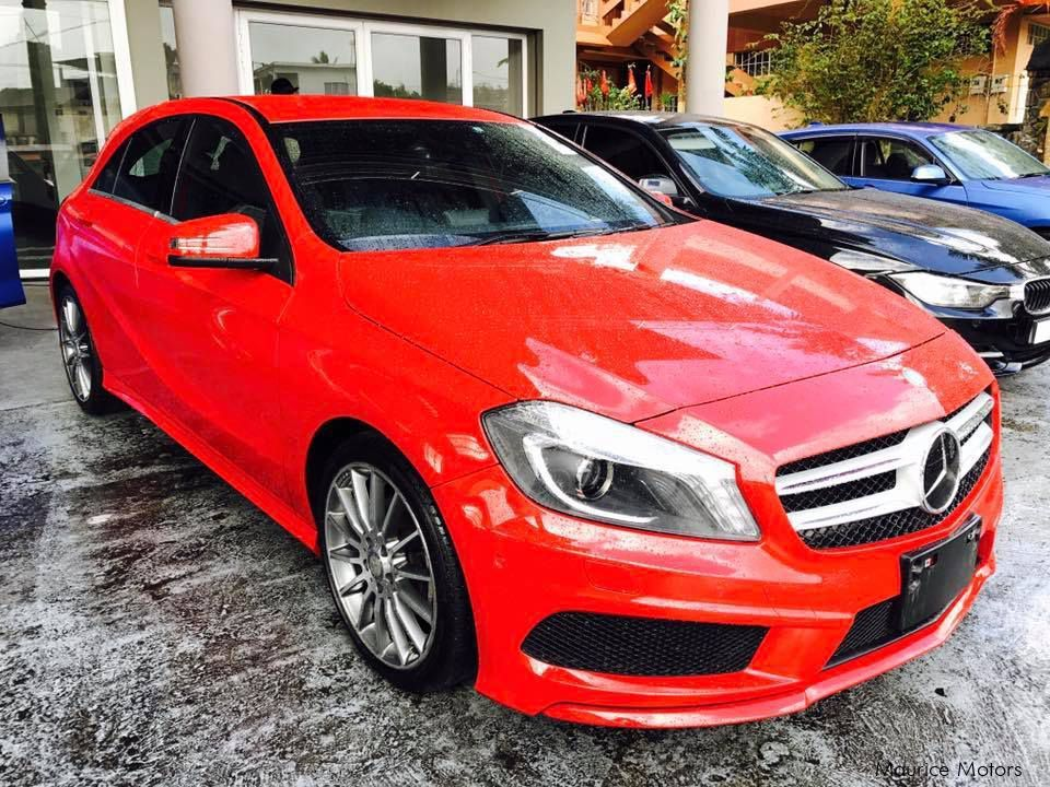 used mercedes benz a180 amg sport pack turbocharged 2014 a180 amg sport pack turbocharged. Black Bedroom Furniture Sets. Home Design Ideas