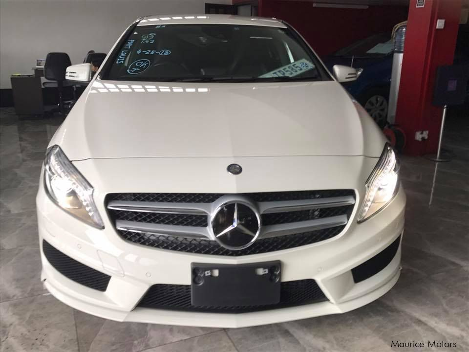 used mercedes benz a180 amg sport steptronic with paddle. Black Bedroom Furniture Sets. Home Design Ideas