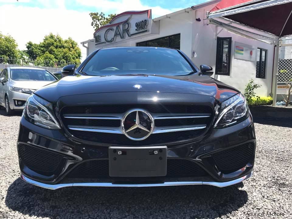 Used mercedes benz c180 avantgarde amg 2014 c180 for Mercedes benz used car for sale