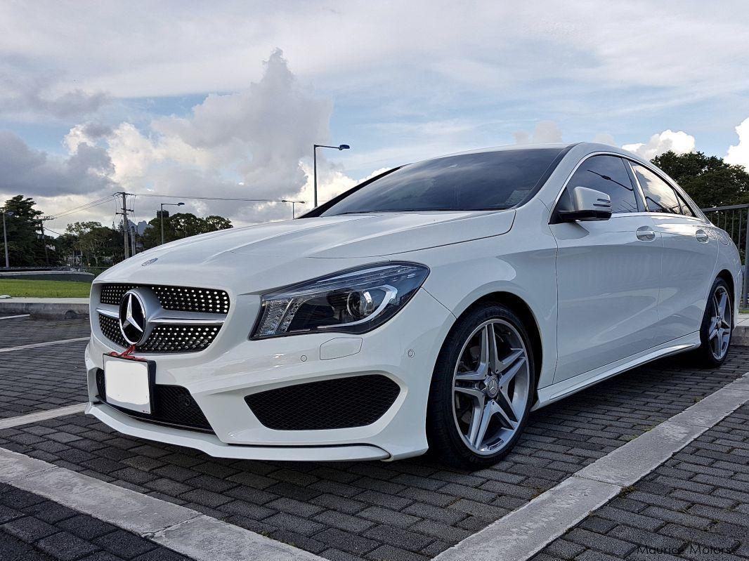 Used Mercedes Benz Cla 180 Amg Sports Edition 2014 Cla
