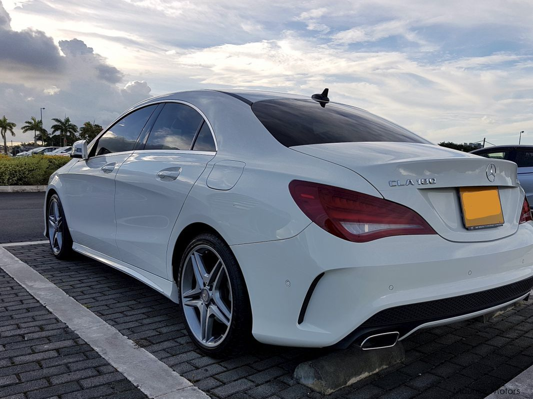 Used Mercedes Benz Cla 180 Amg Sports Edition 2014 Cla 180 Amg Sports Edition For Sale