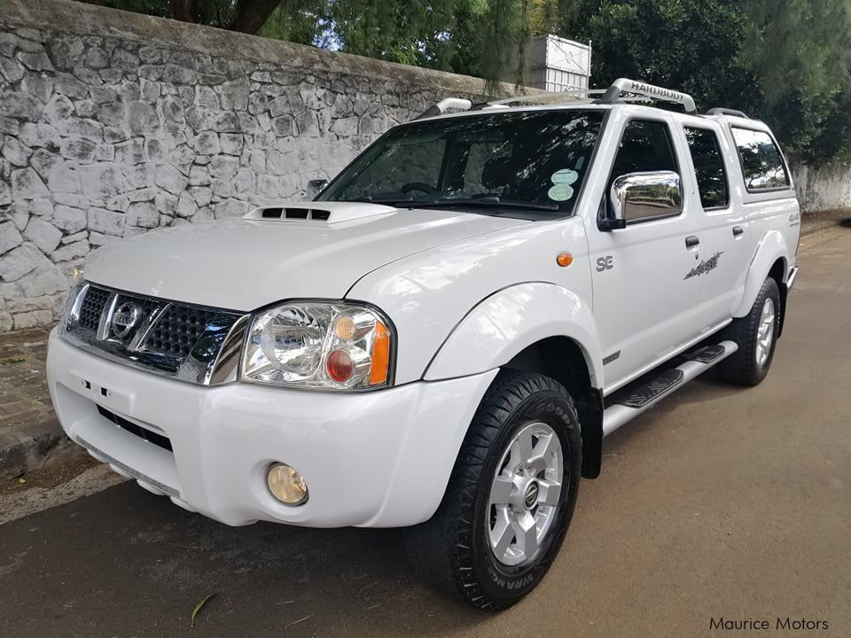 Used Nissan hardbody | 2014 hardbody for sale | Port Louis