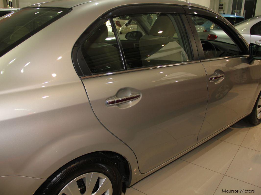 ... Toyota AXIO - BEIGE - MANUAL TRANSMISSION in Mauritius ...