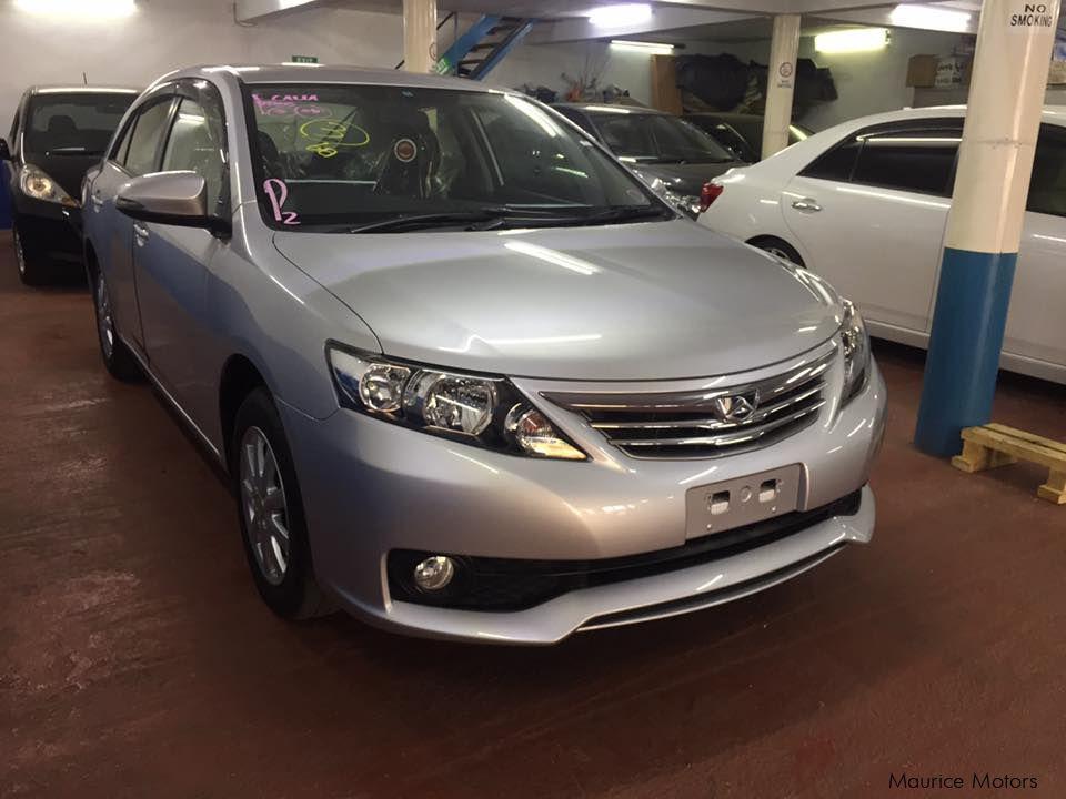 Used Toyota Allion 2014 Allion For Sale Port Louis