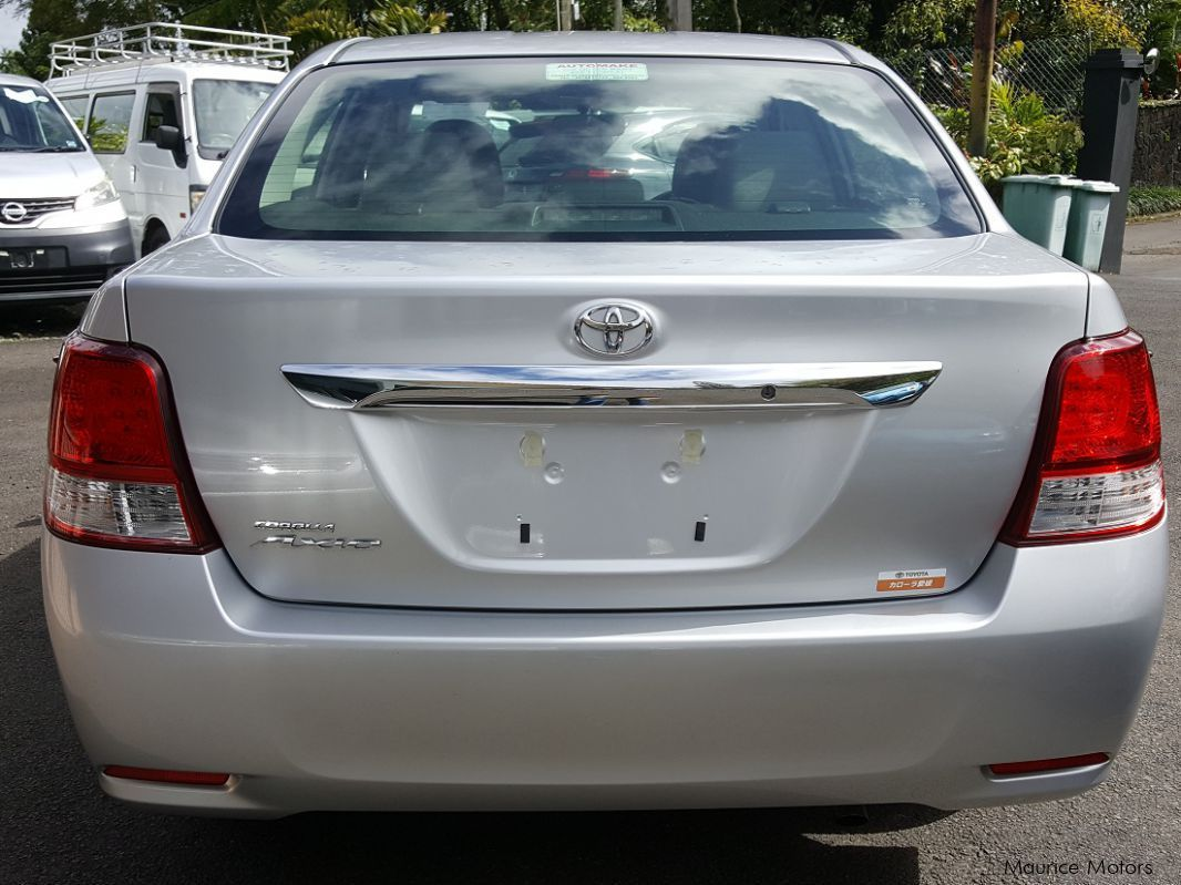 Used Toyota Axio 2014 Axio For Sale Floreal Toyota
