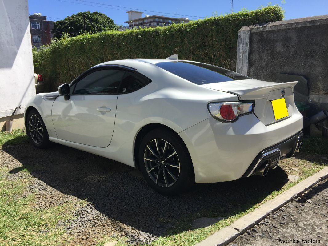 Used Toyota Gt86 2014 Gt86 For Sale Quatre Bornes