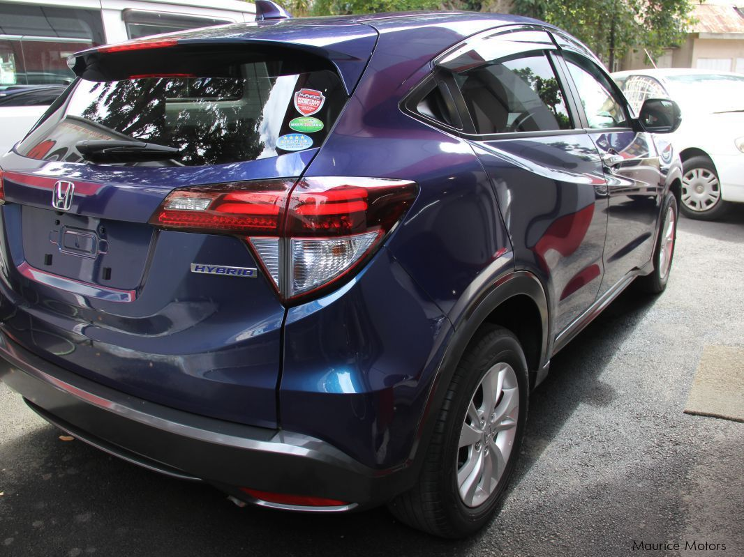 used honda vezel model x purple hybrid 2015 vezel model x purple hybrid for sale. Black Bedroom Furniture Sets. Home Design Ideas