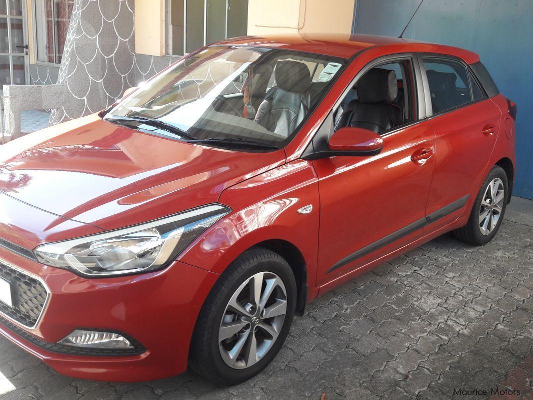 Hyundai New I20in Mauritius