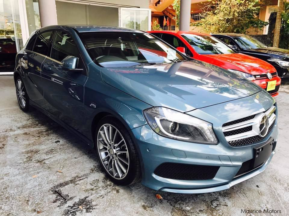Used mercedes benz a180 amg sport pack turbocharged for Mercedes benz of greensboro used cars