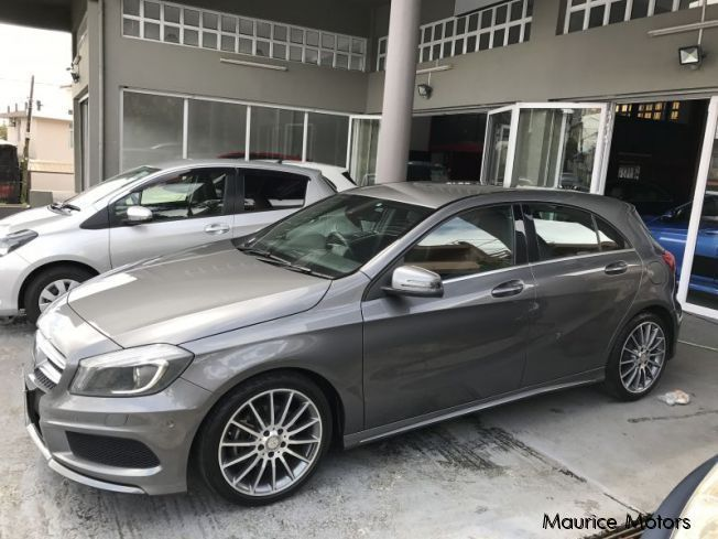 Used mercedes benz a180 amg sport steptronic 2015 a180 for Used mercedes benz amg for sale