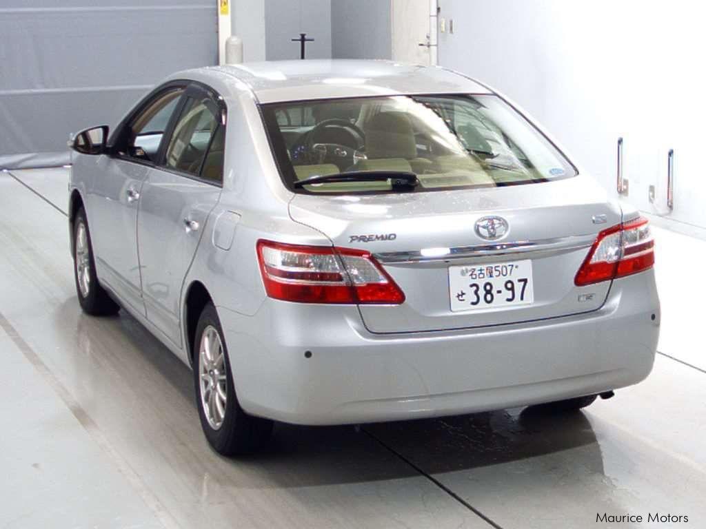 Used Toyota Premio 2015 Premio For Sale Toyota Premio Sales Toyota Premio Price Rs 550 000