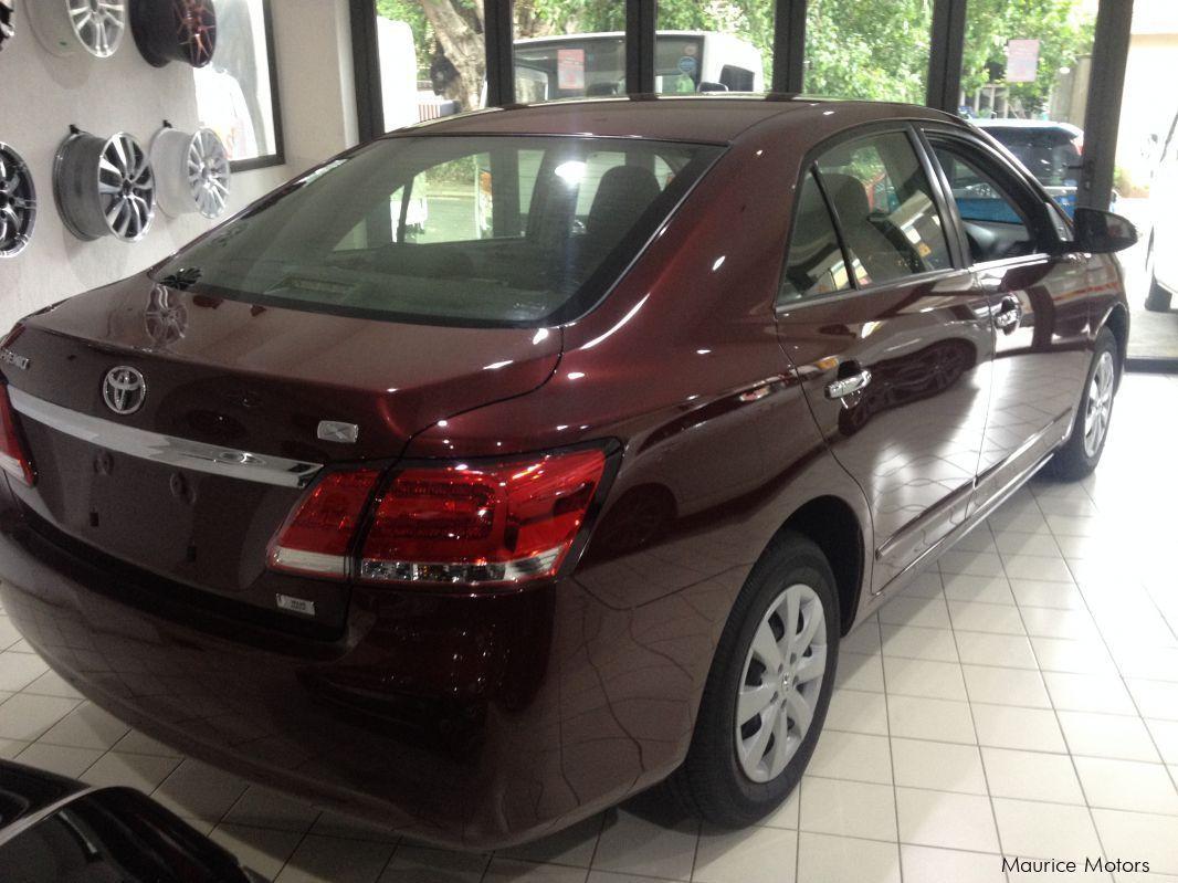 Used Cars Dealers >> Used Toyota PREMIO - NEW SHAPE | 2016 PREMIO - NEW SHAPE for sale | Rose Hill Toyota PREMIO ...