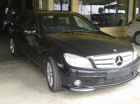 Used Mercedes-Benz C Class for sale in Vacoas