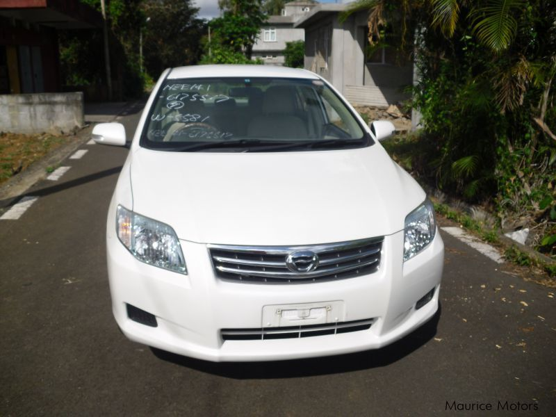 Used Toyota Axio for sale in Union Flaq
