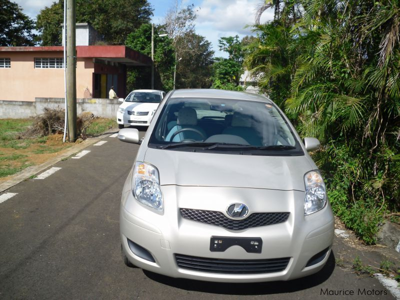 Used Toyota Vitz for sale in Union Flaq