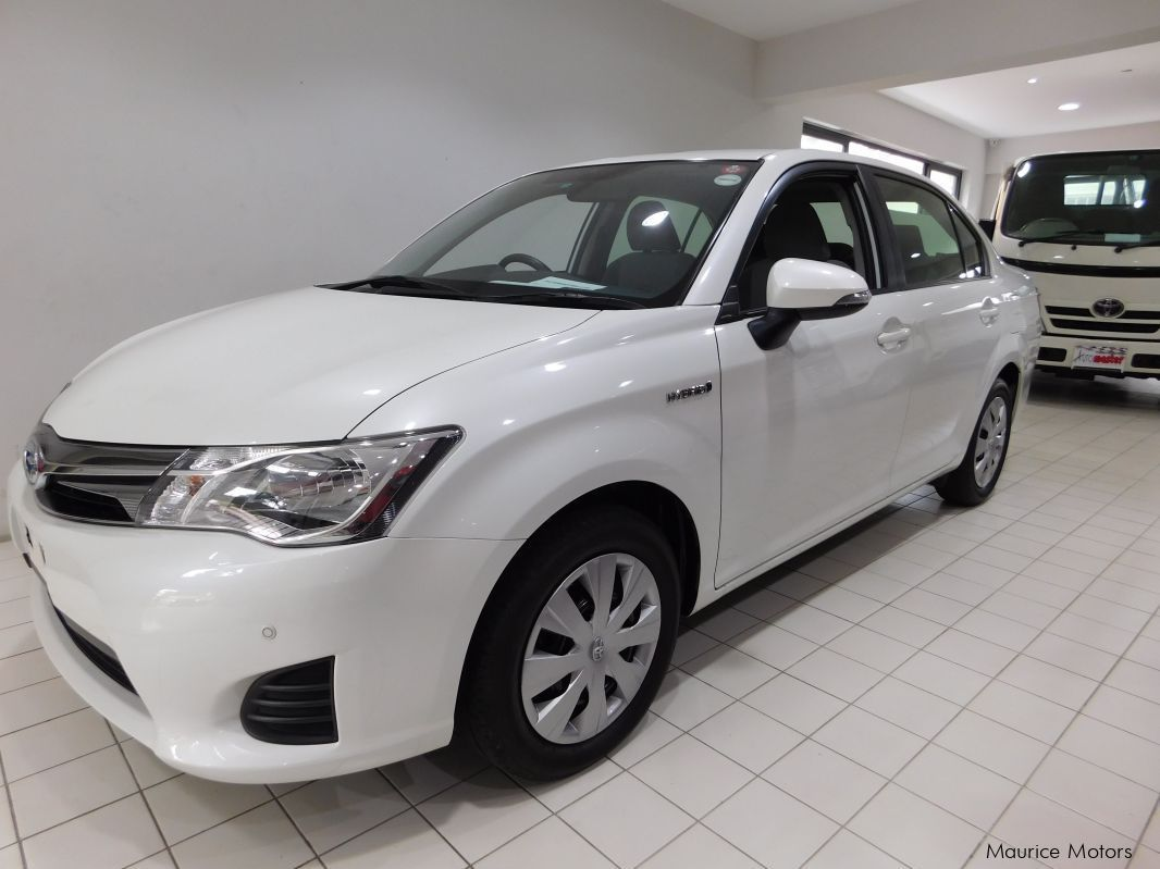 Used Toyota AXIO - PEARL WHITE for sale in Rose Hill