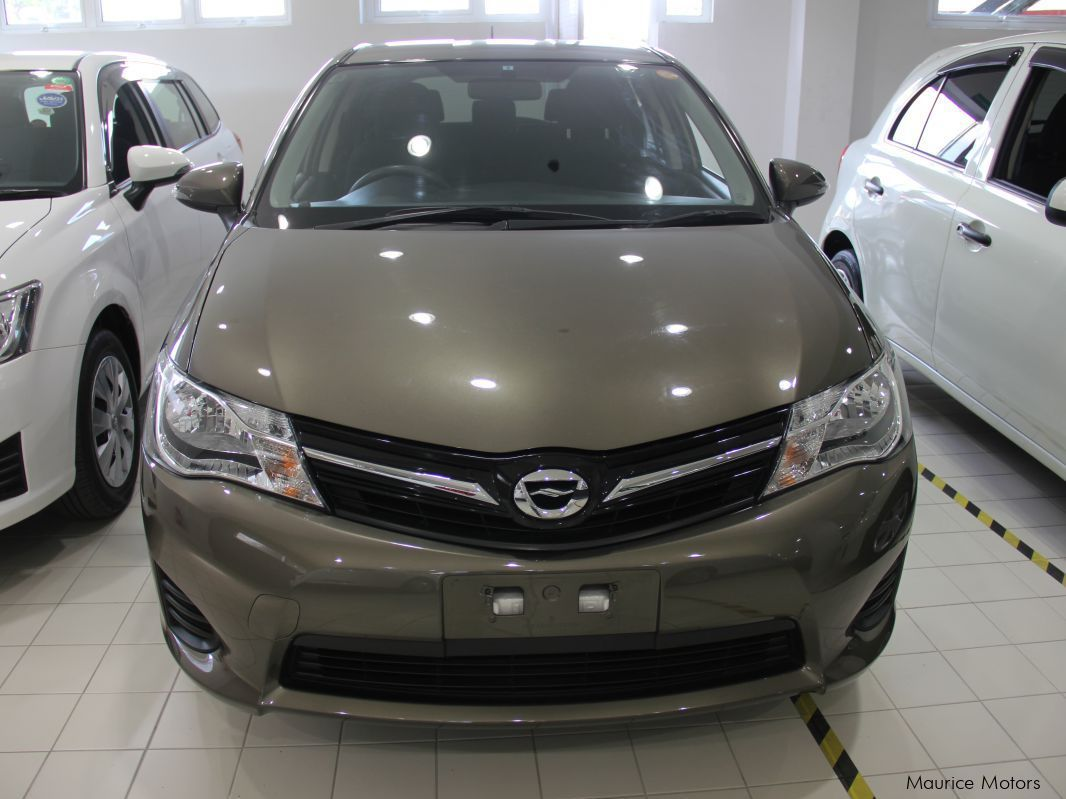 Pre-owned Toyota FIELDER - GREY BROWN for sale in