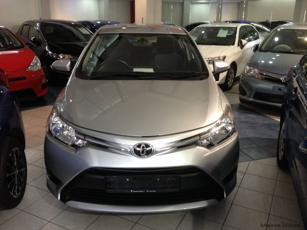 Pre-owned Toyota VIOS - LIGHT BROWN for sale in