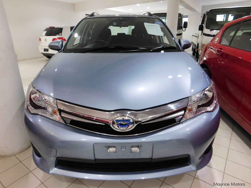 Used Toyota FIELDER - LIGHT BLUE for sale in Rose Hill