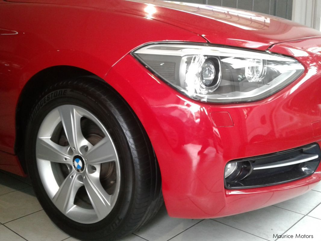 Used BMW 116i - SPORT LINE - TURBO in Mauritius