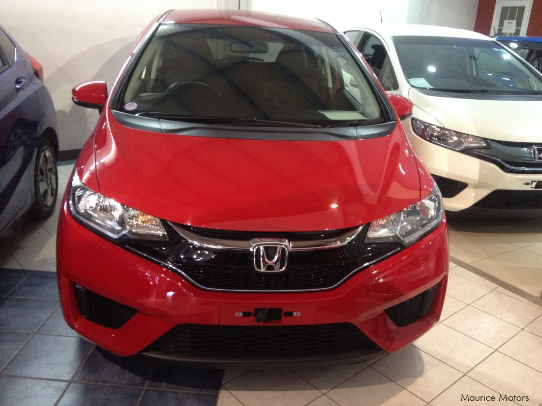 Pre-owned Honda FIT - F-PACKAGE - RED for sale in