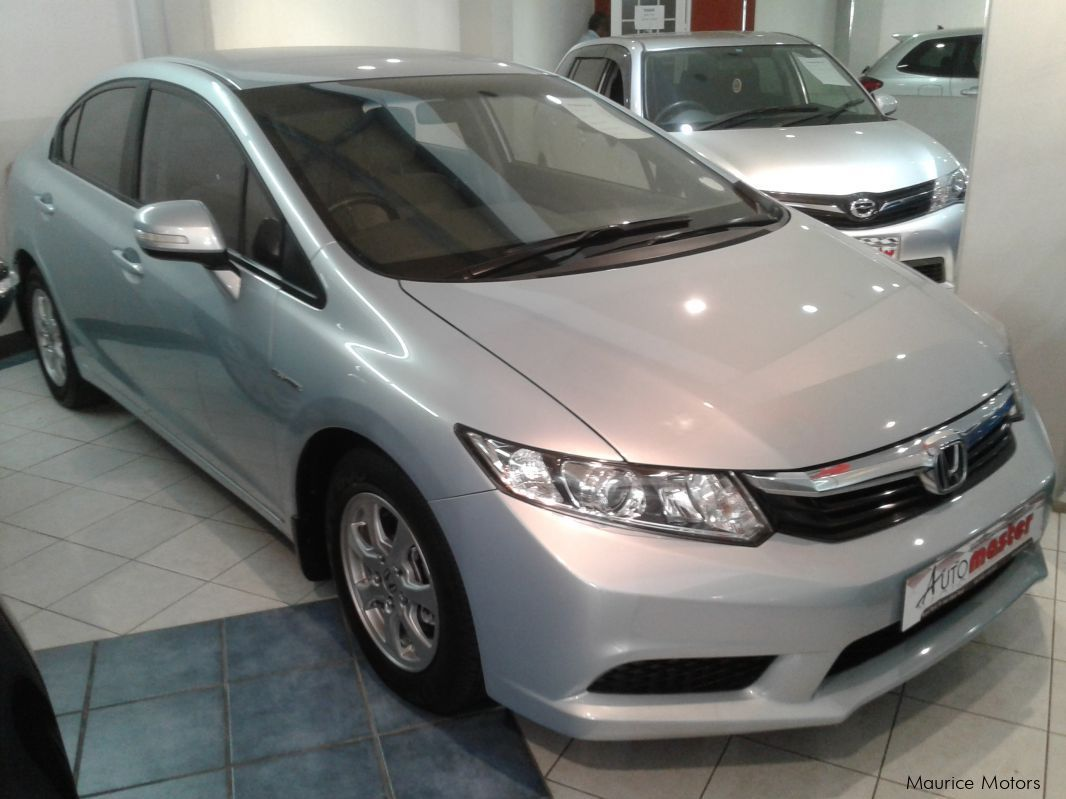 Pre-owned Honda CIVIC - i-VTEC - SILVER for sale in Rose Hill