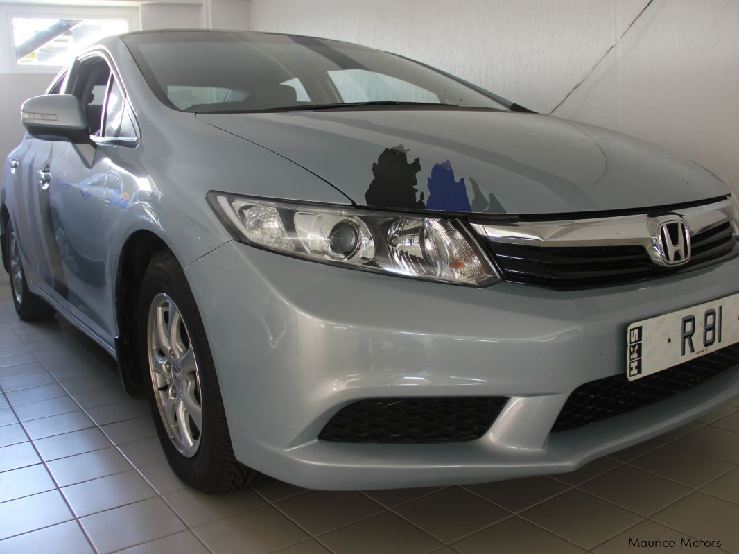 Pre-owned Honda CIVIC - LIGHT BLUE for sale in