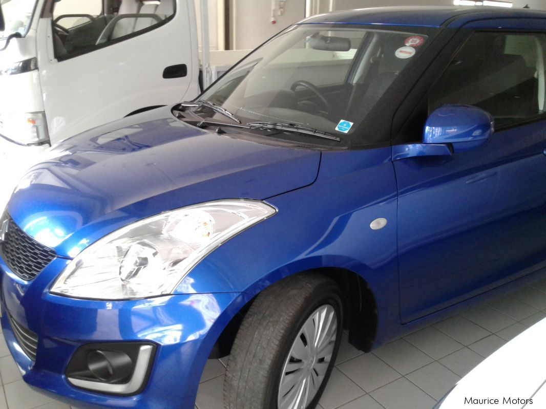 Used Suzuki SWIFT - BLUE MET for sale in Rose Hill