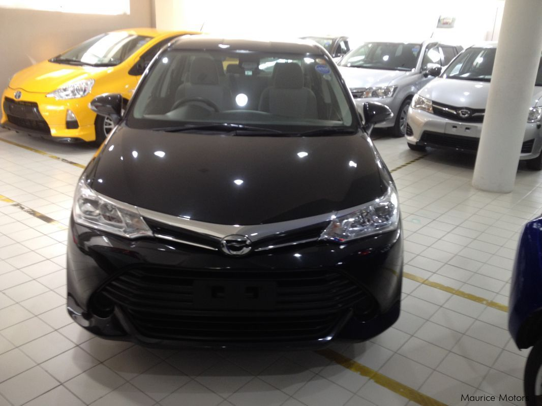 Pre-owned Toyota AXIO NEW SHAPE - BLACK for sale in