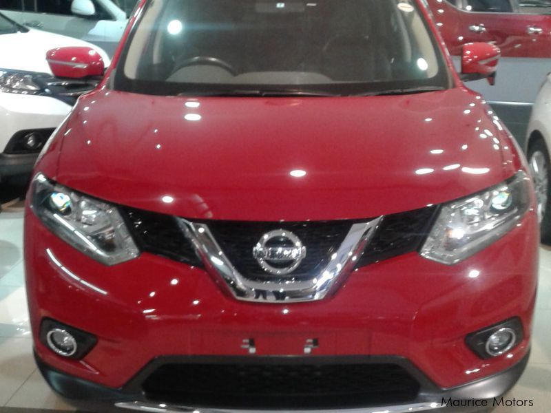 Used Nissan X-TRAIL in Mauritius