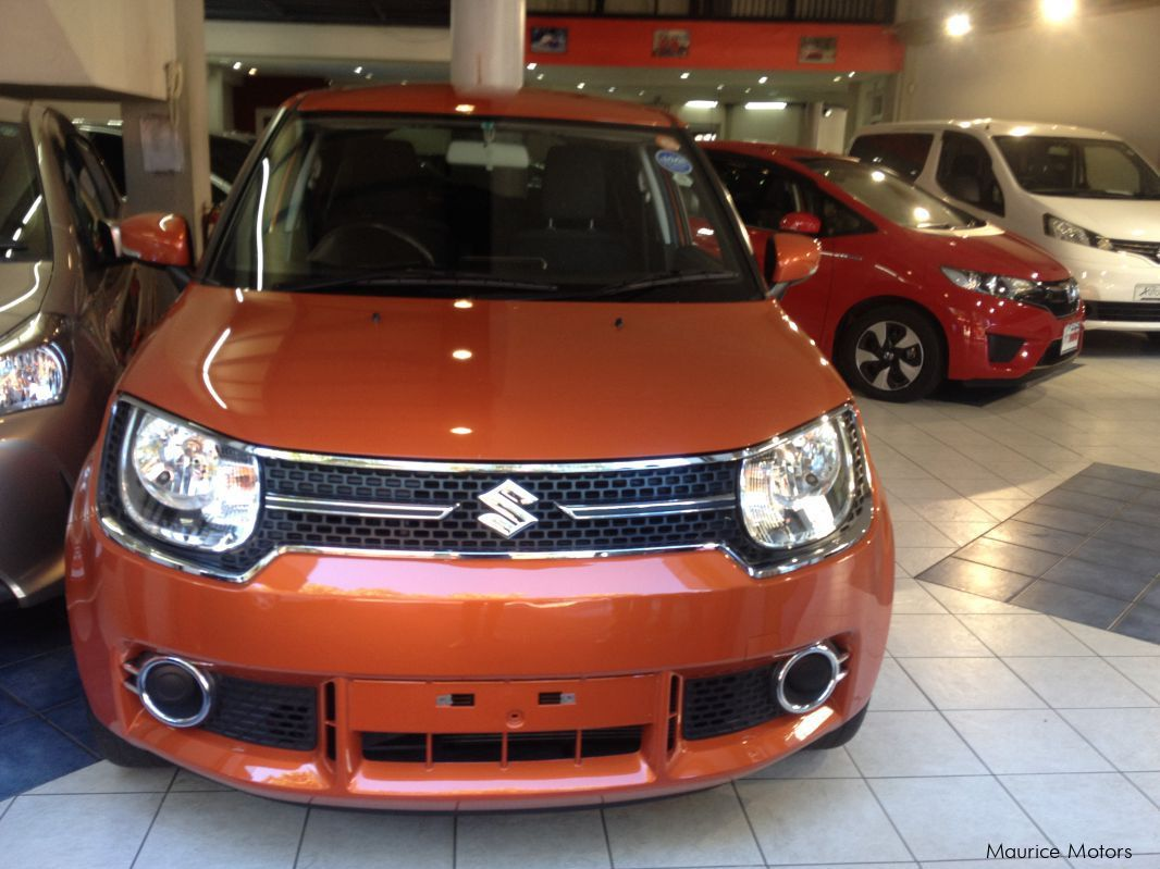 Pre-owned Suzuki IGNIS - HYBRID - BROWN for sale in
