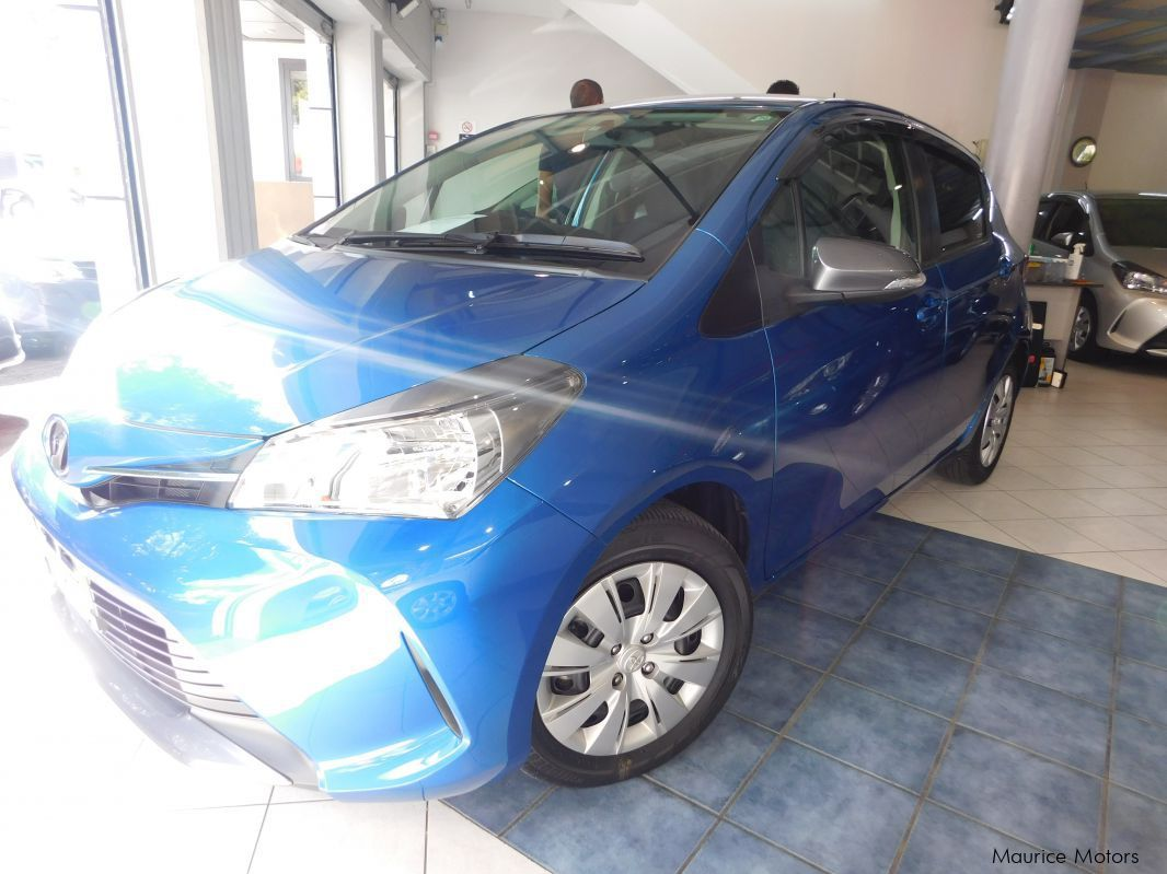 Used Toyota VITZ - BLUE MET for sale in Rose Hill