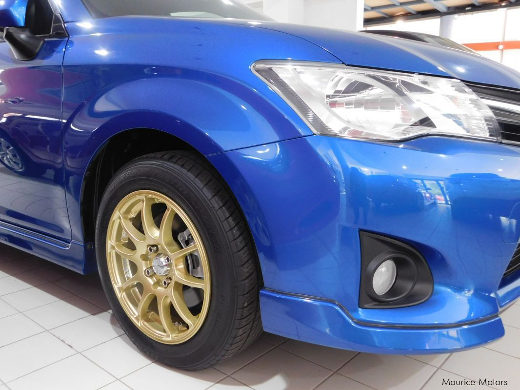 Used Toyota FIELDER COROLLA - AEROTOURER - BLUE MET for sale in Rose Hill
