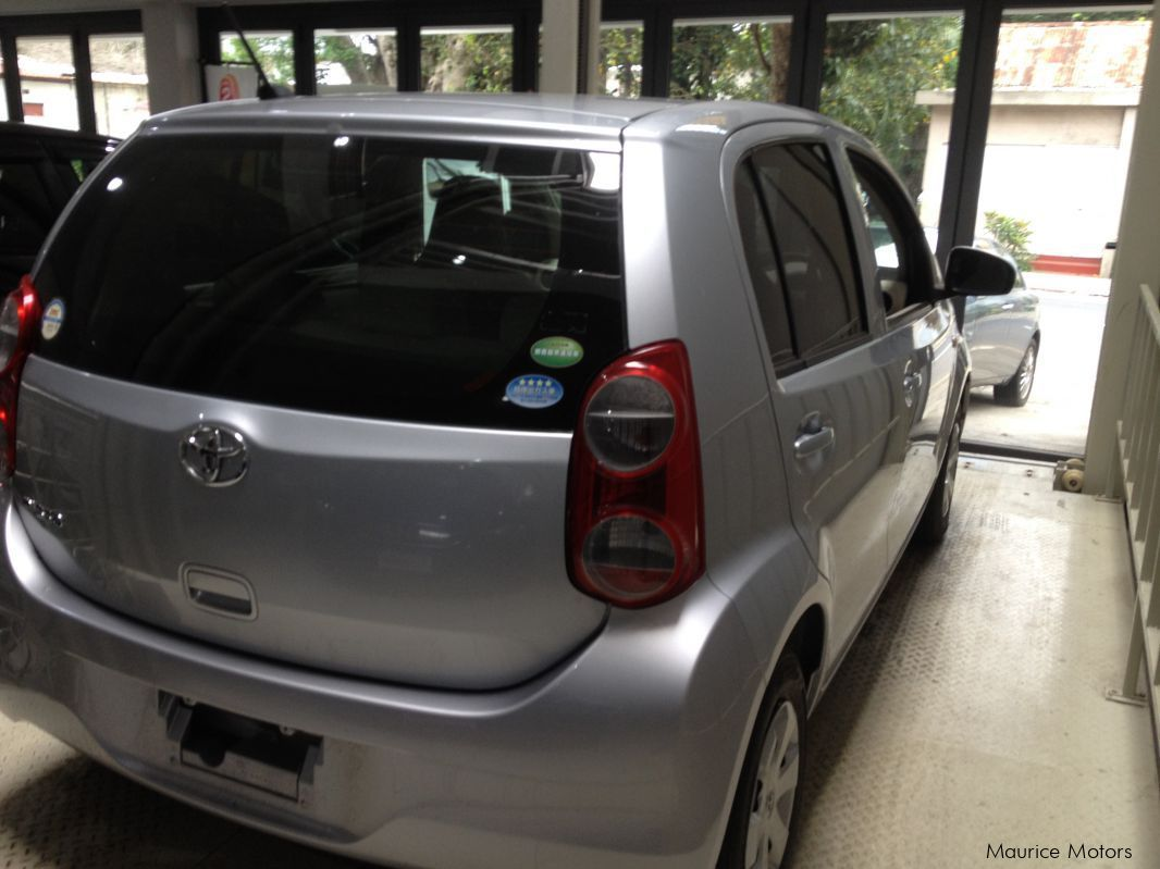 Pre-owned Toyota PASSO - SILVER for sale in