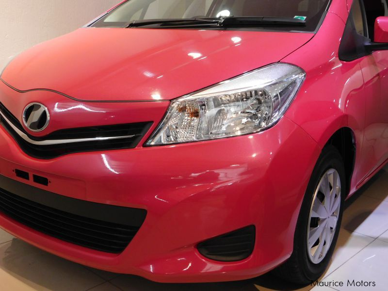 Used Toyota VITZ - JEWELA - PINK for sale in Rose Hill