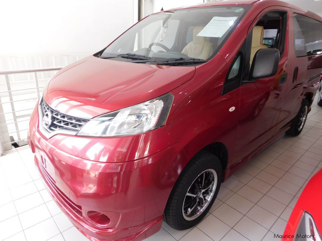 Used Nissan NV200  SPECIAL EDITION - RED for sale in Rose Hill