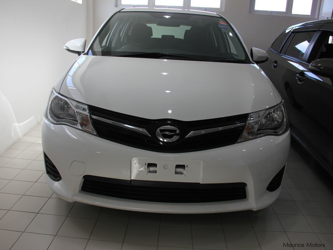 Pre-owned Toyota FIELDER - WHITE for sale in