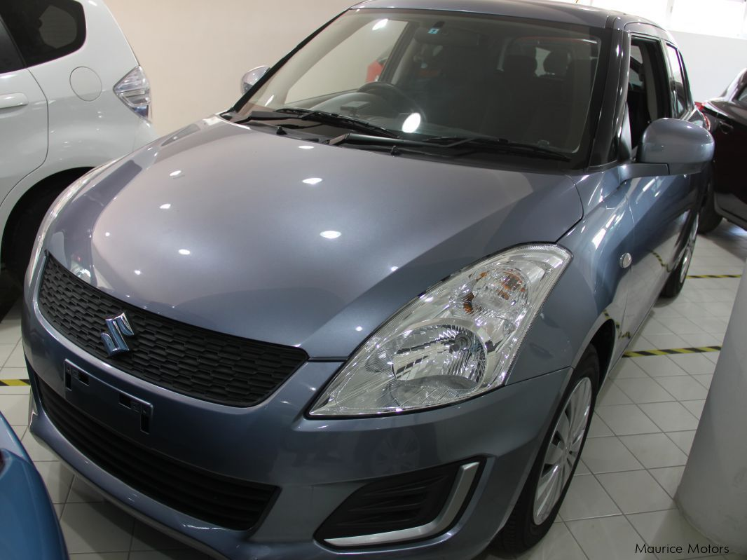 Pre-owned Suzuki SWIFT - BLUE for sale in