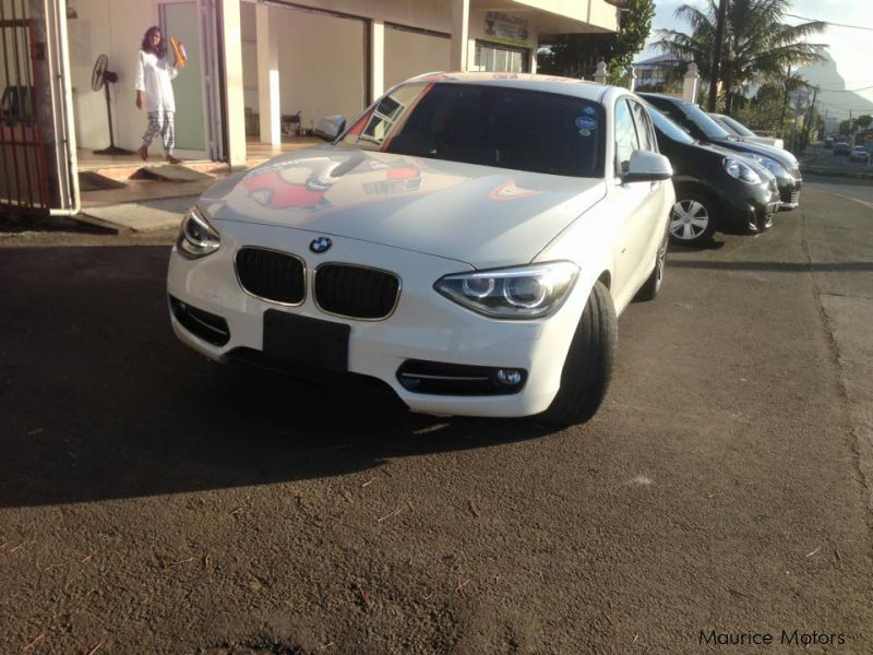 Used BMW 116i for sale in Mon Desir , Vacoas