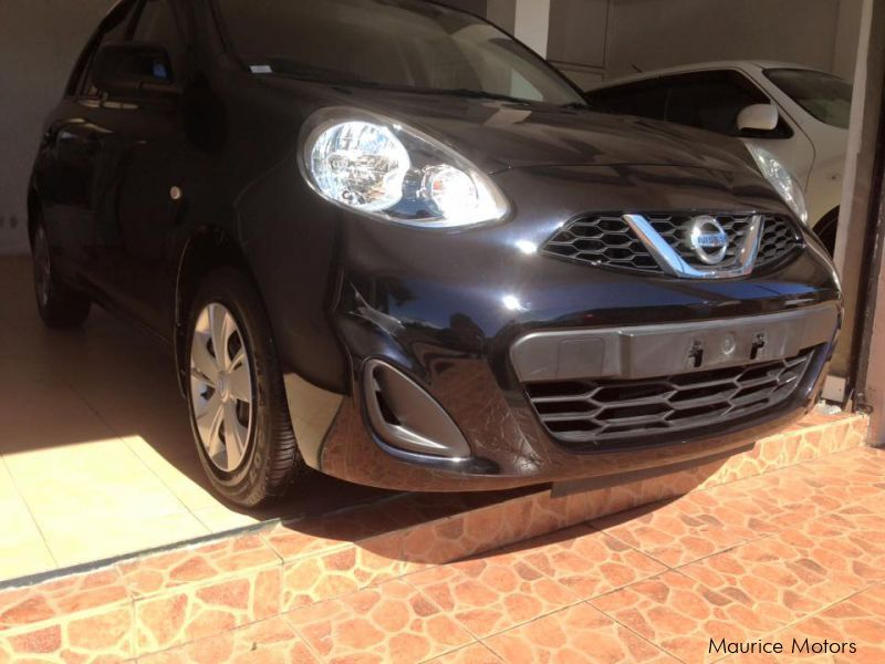 Used Nissan March for sale in Mon Desir , Vacoas