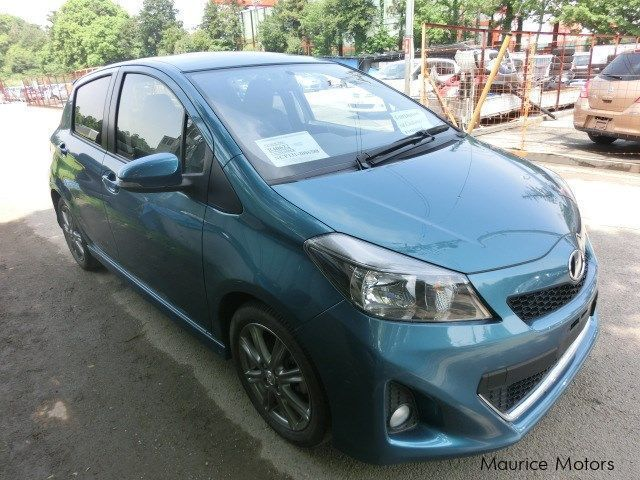 Used Toyota VITZ RS for sale in Vacoas