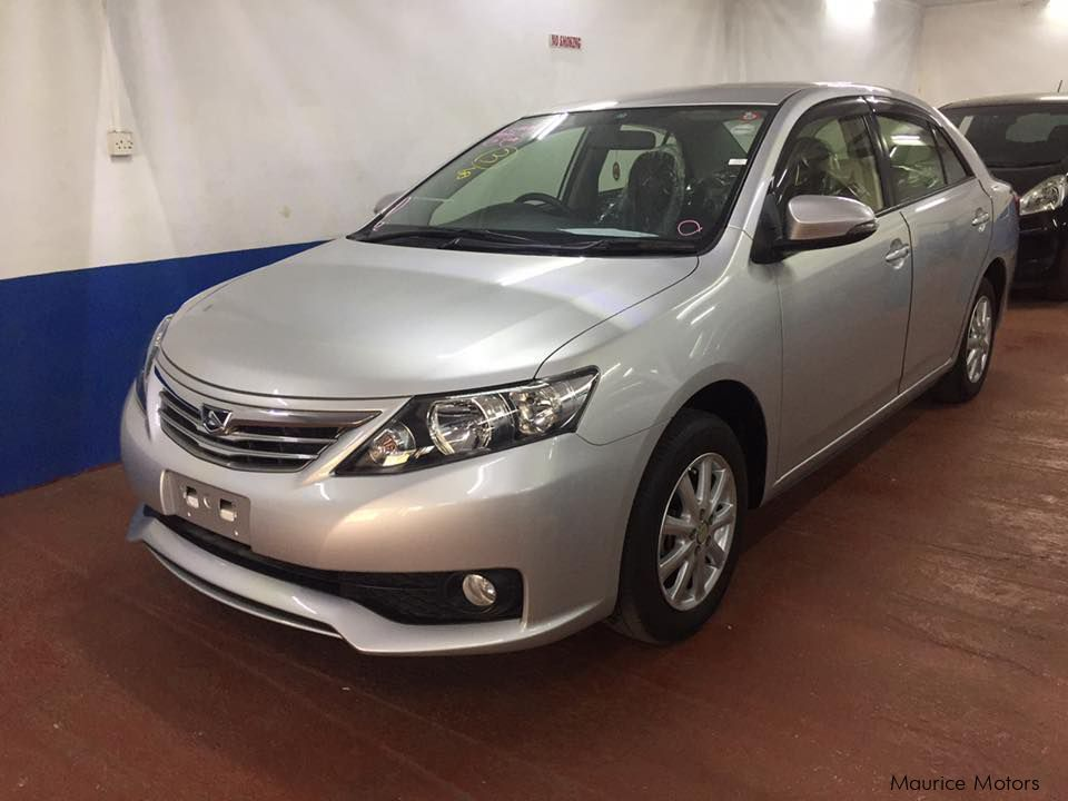 Used Toyota Allion for sale in Port Louis