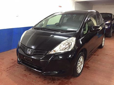 Used Honda FIT for sale in Port Louis